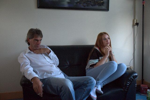 Michel en Tiffany